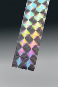 PWB Rainbow Electret Foil